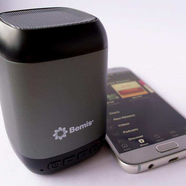 Bemis Bluetooth Speaker